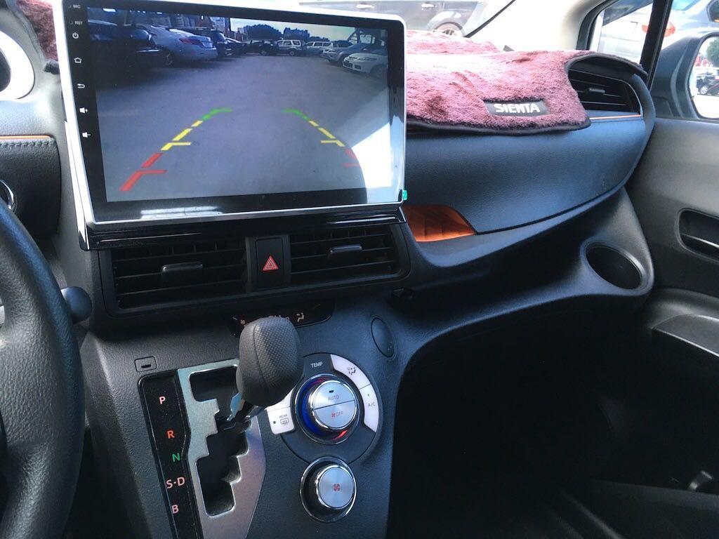 2017 Toyota Sienta 7人座豪華+ 七人座小客車·時尚家庭休旅車·雙側滑門·右側電動控制