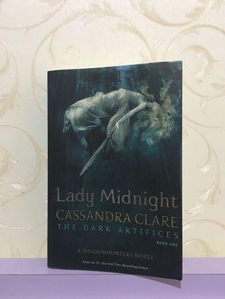 Lady Midnight (The Dark Artifices book one) by Cassandra Clare