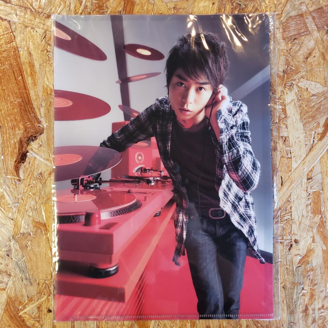 嵐 ARASHI Anniversary Tour 5x10 櫻井翔款 AA441