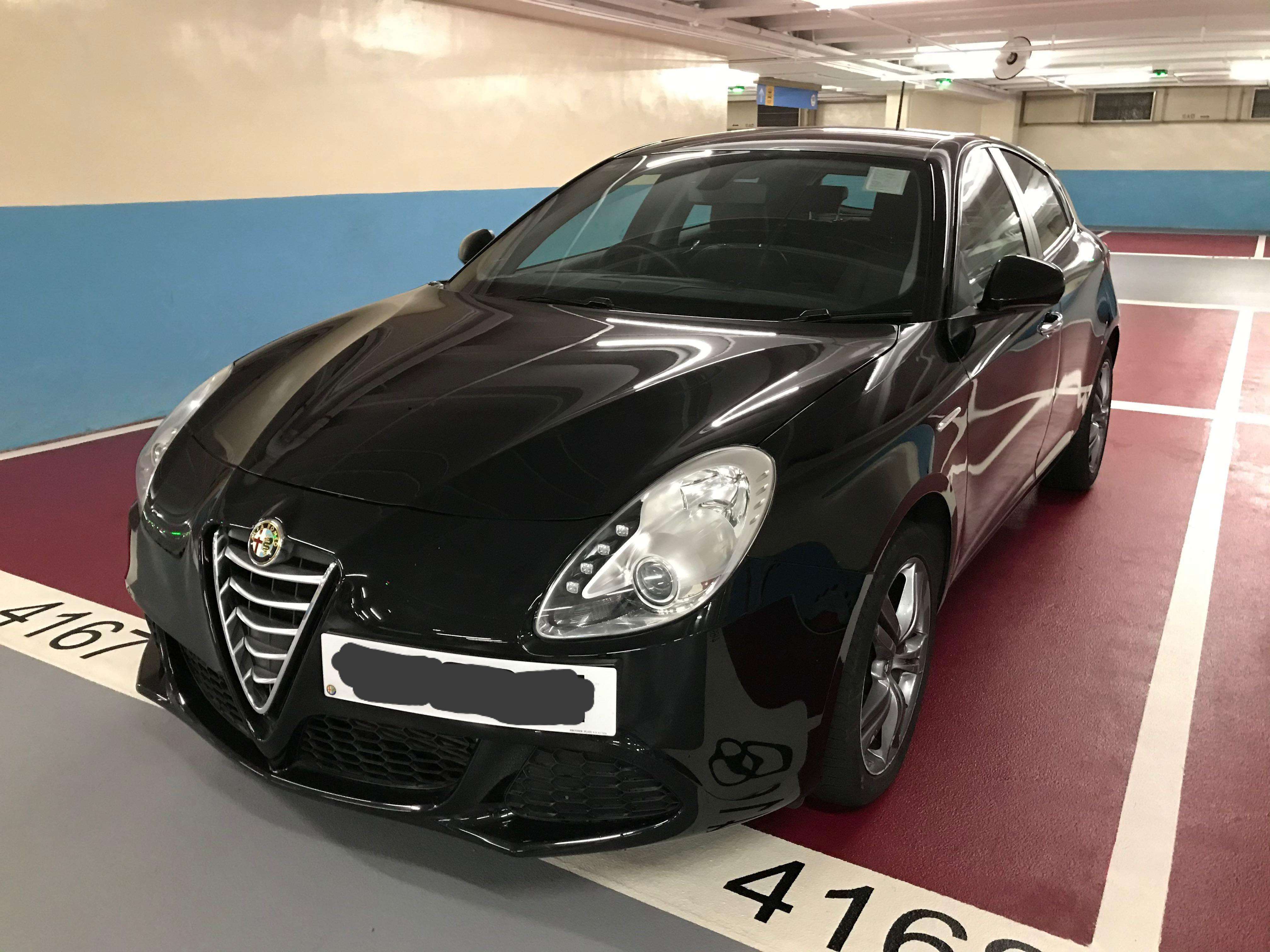 Alfa Romeo Giulietta 1.4 Turbo MultiAir (A)