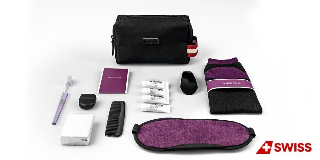Bally + La Prairie Travel Amenity Kit by Swiss Air First Class (RESERVED) - SORRY NO DEALING DURING MCO
