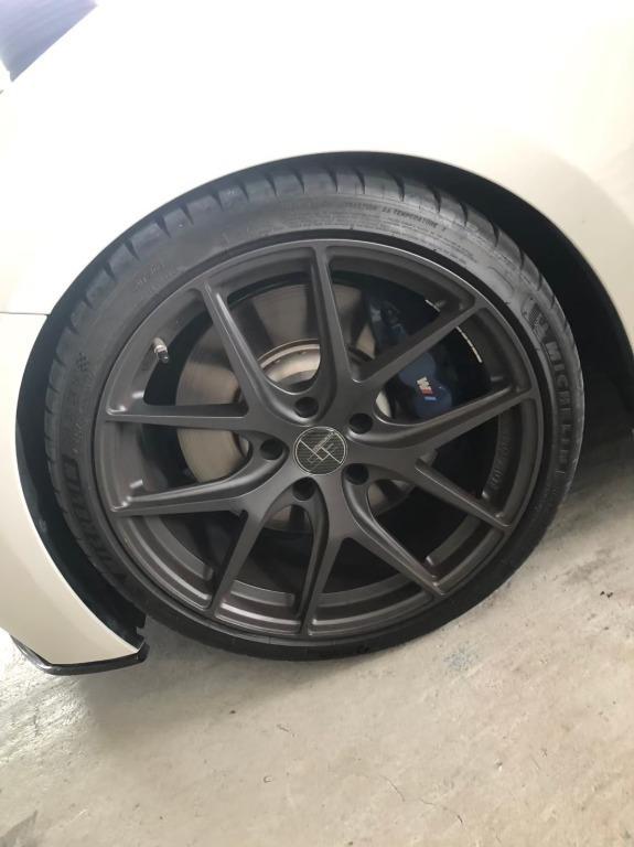 BMW 328 M sport  2014/04