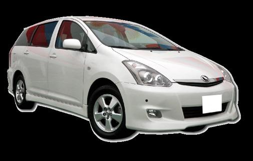 💰Budget Car Rental Toyota /Honda/Lancer (PHV) - Low cost / Cheap