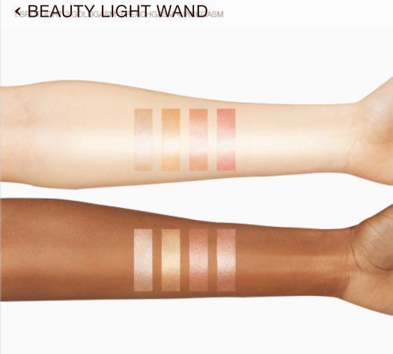 Charlotte Tilbury Beauty Highlighter Wand - Goldgasm