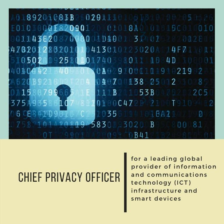 Chief Privacy Officer