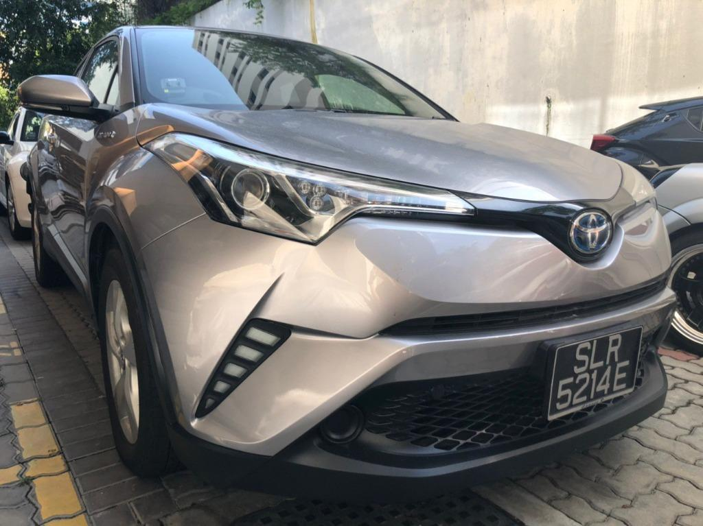 CNY 2020 Vehicle Rental for 1 week!