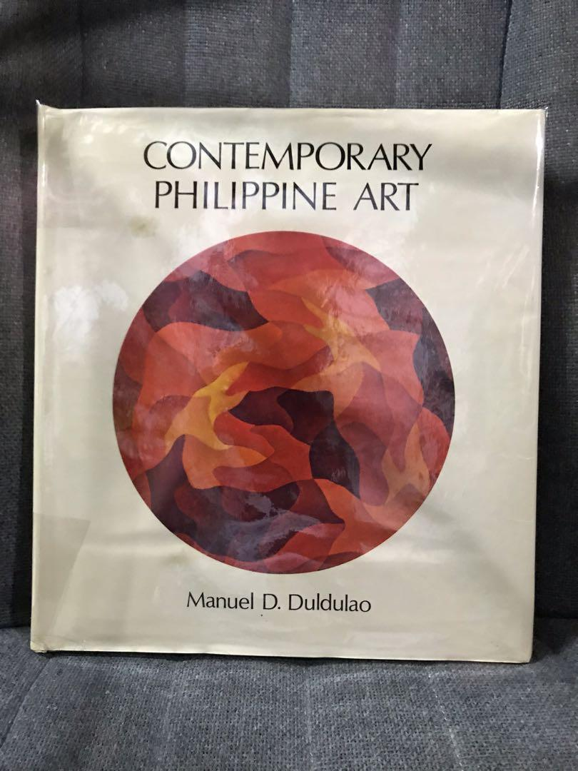 Contemporary Philippine Art From the Fifties to the Seventies by M. Duldulao