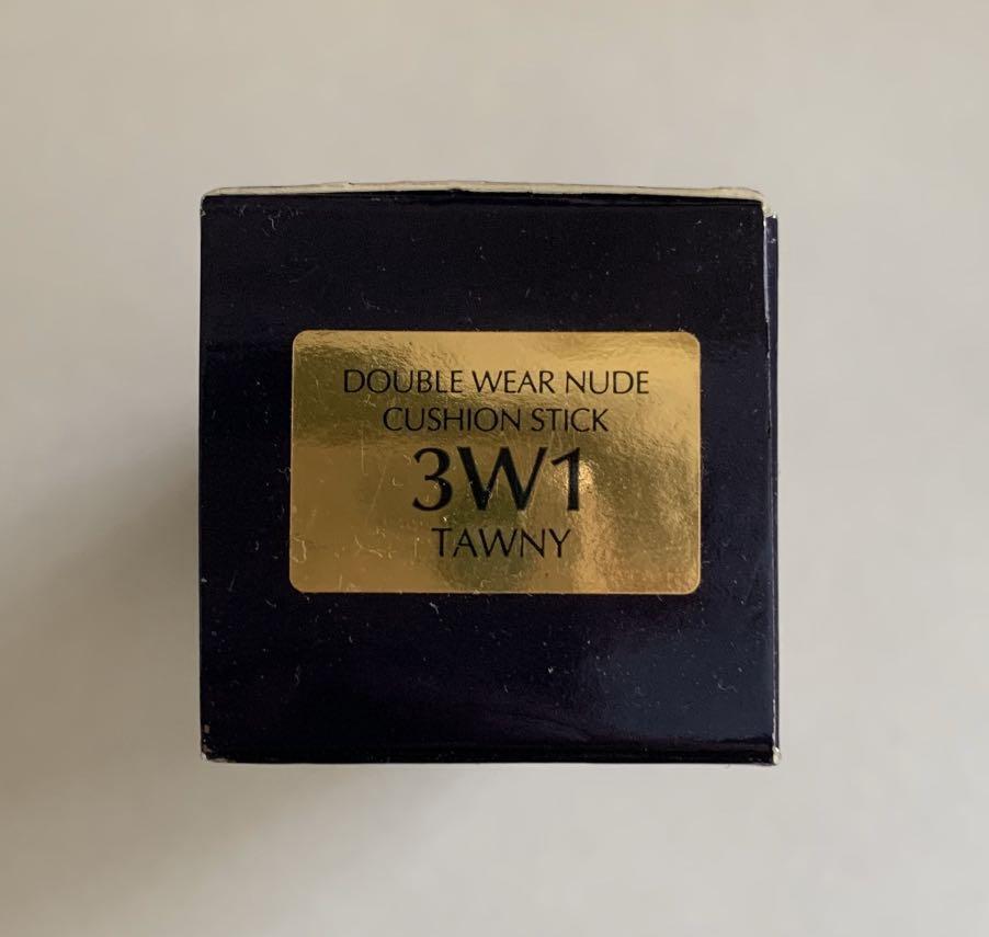 Double Wear Nude Cushion Stick Radiant Make Up - 3W1 Tawny