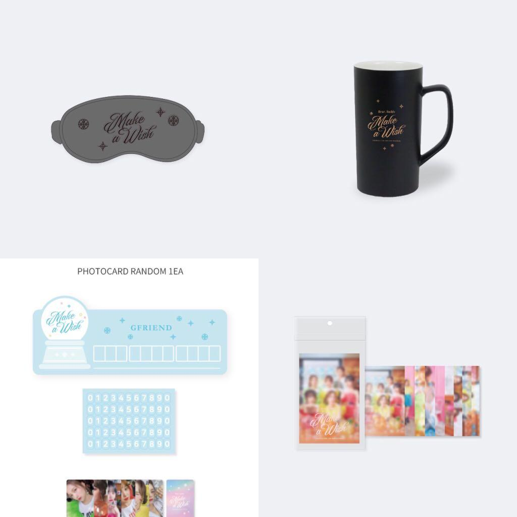 [PREORDER] GFRIEND 2020 The 3rd FAN MEETING Merchandise