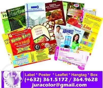 hangtag business card offset printing brochures wrapper newsletter newspaper placemat  comics fliers deliver receipt order slip flyers paperbag