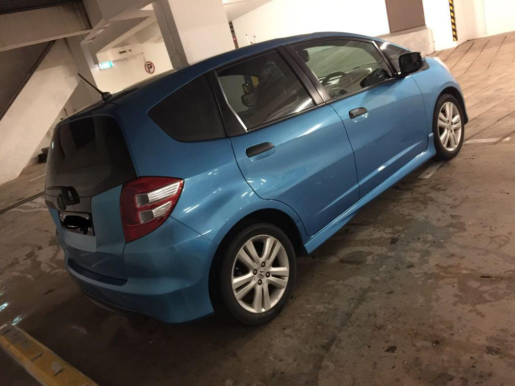 Honda Jazz for Grab/Gojek Rent 10/10 condition