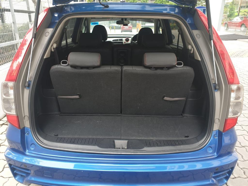 Honda Stream RSZ @ Much lower rental rates compared to Grab Rentals!
