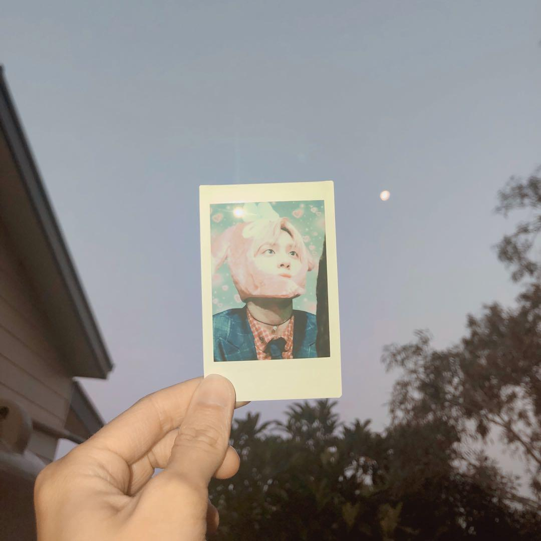 Instax Printing Services { for personal, fan support, etc }