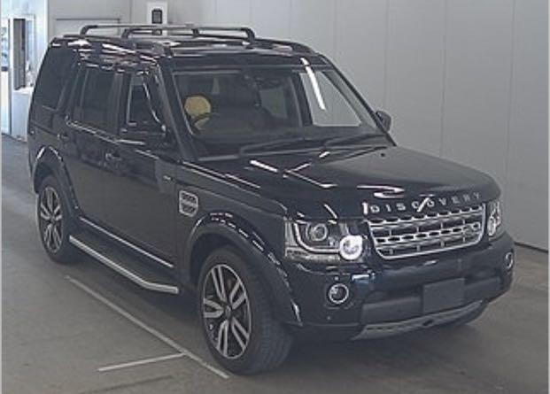 Land Rover Discovery Black 價錢面議 Manual
