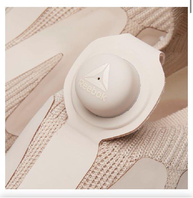 REEBOK Pump Supreme Style Unisex - Bare Beige / Classic White