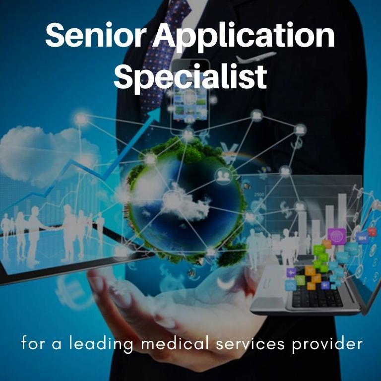 Senior Application Specialist
