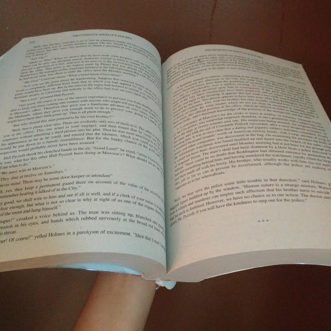Sherlock Holmes, The Complete Works by Sir Arthur Conan Doyle