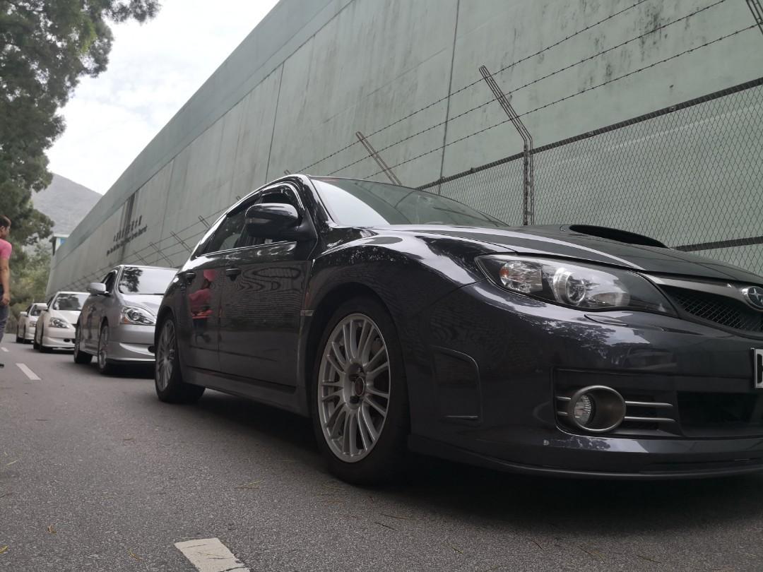 Subaru Impreza WRX 2.5 STI Turbo (M)