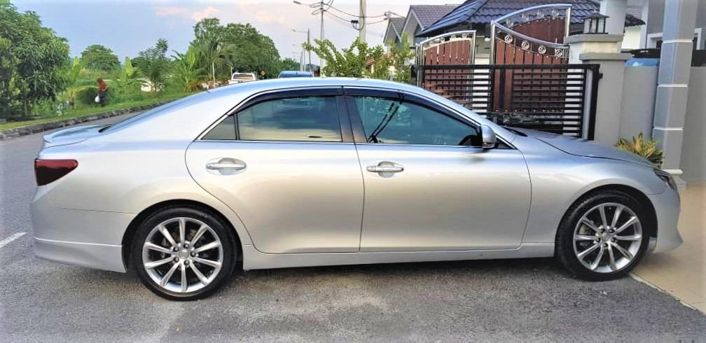 Toyota  MARK X 2.5 SPORT EDITION (CBU) _ Superb Condition _ One Owner