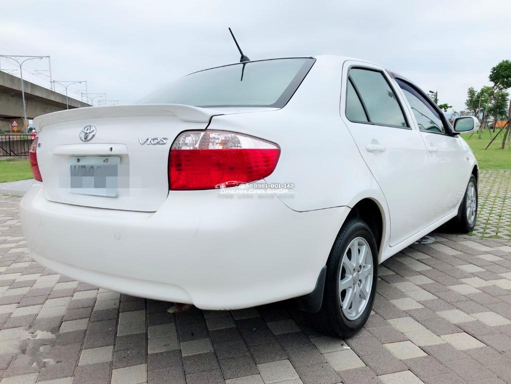 Toyota Vios 2005年 1.5L