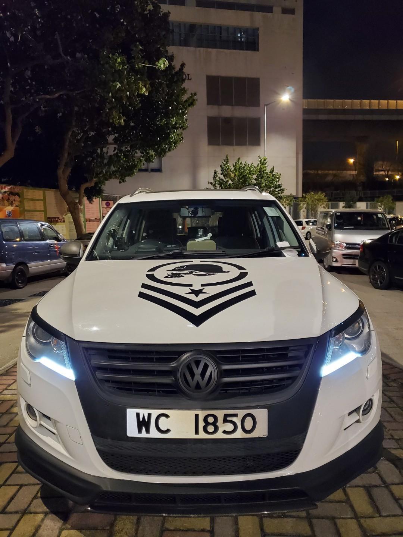 Volkswagen Tiguan 2.0 Sport TSI DSG (A)