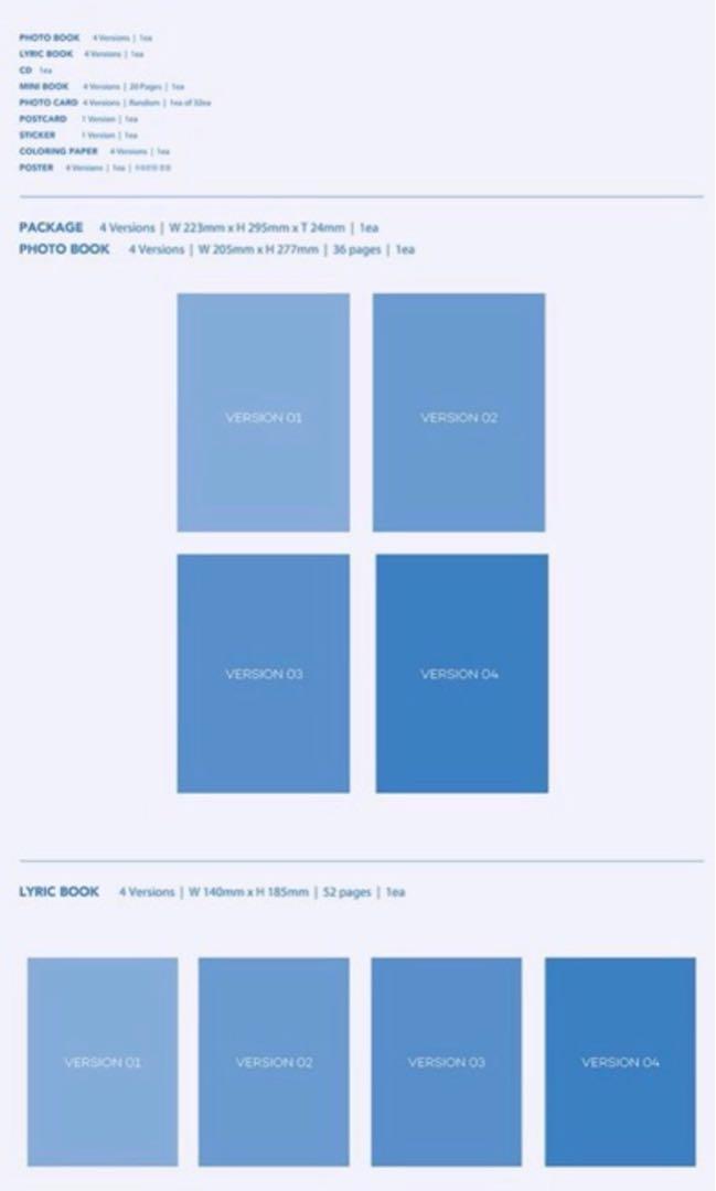 [WTS/LOOSE/NON PROFIT GO] BTS MAP OF THE SOUL:7
