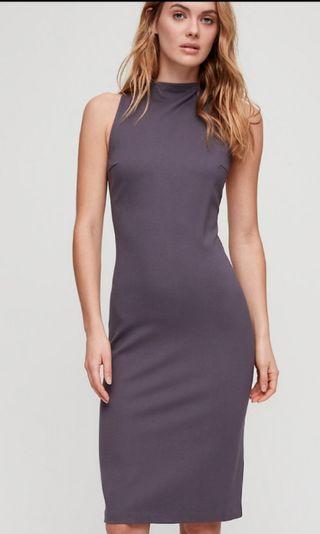 Black Babaton Dress Size 2