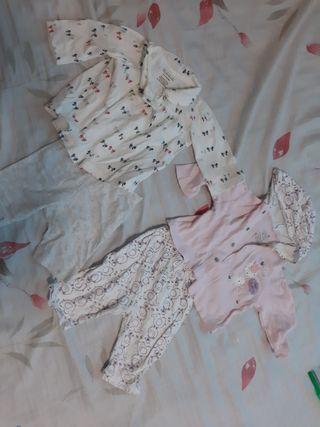 Bundle Take Sets Terno All Pink White Jacket Hush hush