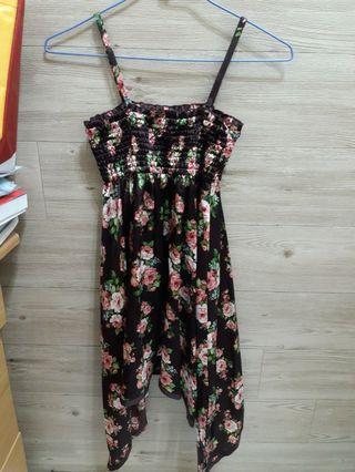 (日本購入)超美氣質花裙/洋裝
