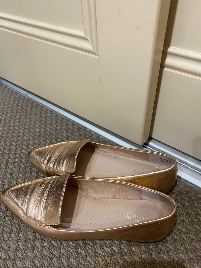 5 x nude heels sandal wedges ninewest Wittner Miss KG