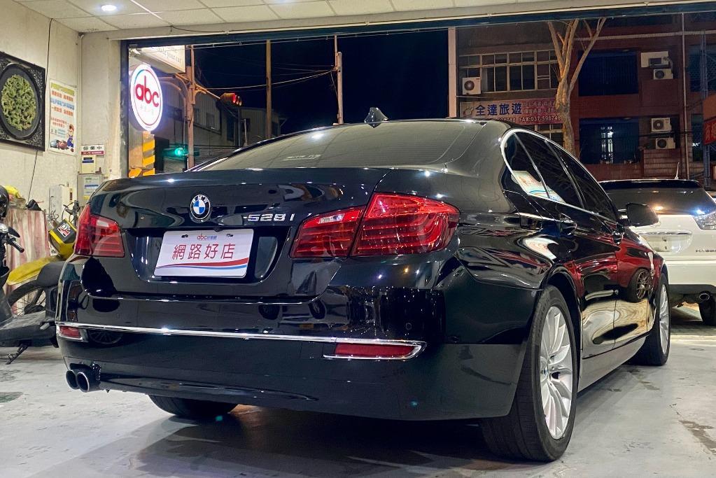寶馬 BMW 528i Luxury Line F10 2.0L 2013年
