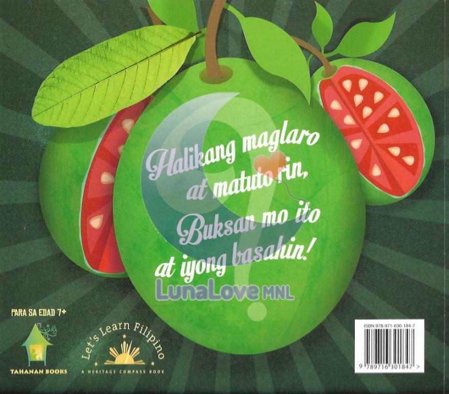 Aba! Ano Ang Bunga?  Mabubungang Bugtong   Filipino   Tahanan Books   Children's Book