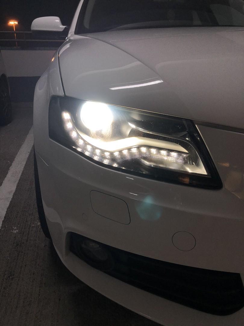 Audi A4 Sedan 2.0 Turbo (A)