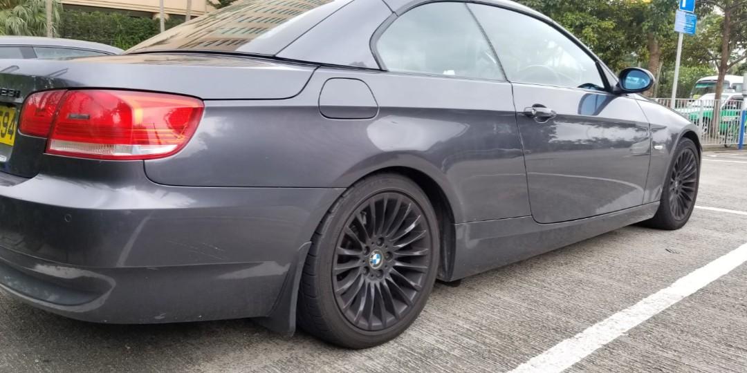 BMW 323i CABRIO 4 323i CABRIO Auto