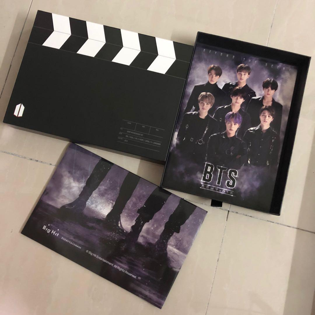 BTS 6TH ARMY MEMBERSHIP KIT (PHOTOBOOK + POSTER + OUTBOX)
