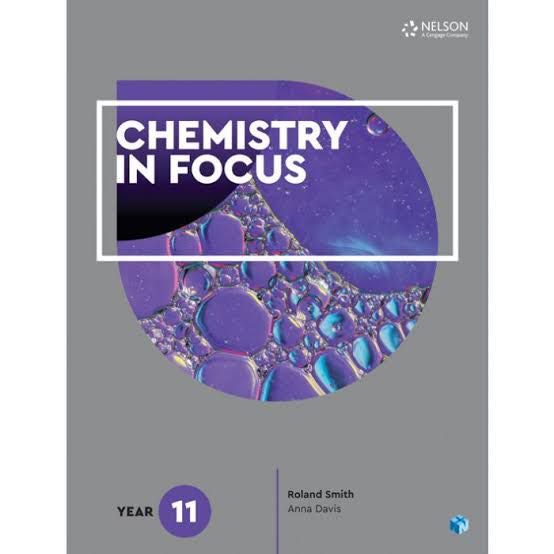 chemistry in focus textbook year 11 preliminary course