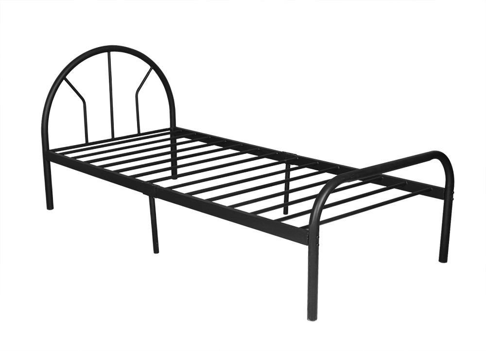 CLEARANCE SALE!!! Chippen Single Bed(Black) +Bonnell Spring Mattress LUNA188 Single----JUST $175!!!