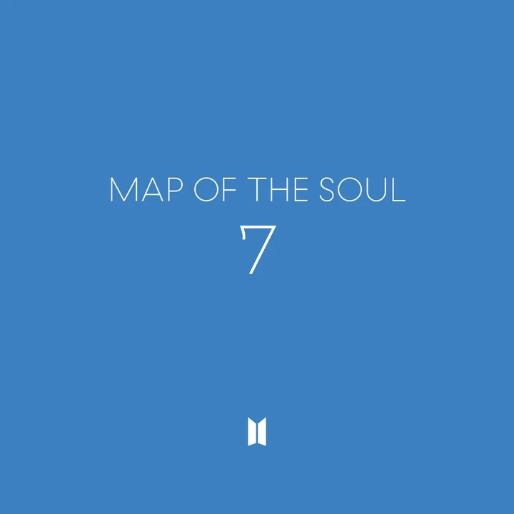 (Direct Shipping) BTS Map Of The Soul : 7 (All Version 1-4)