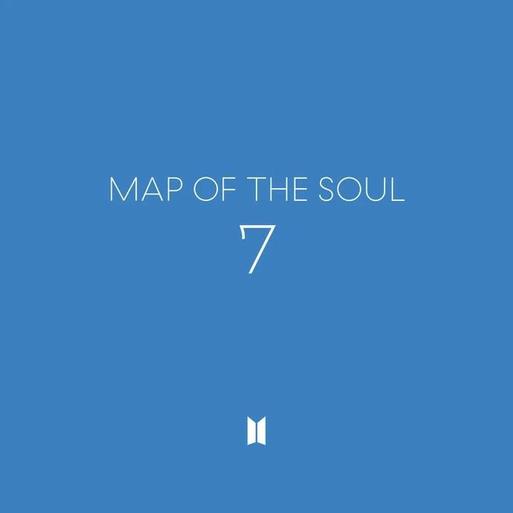 (Direct Shipping) BTS Map Of The Soul : 7 (Can Choose Version)