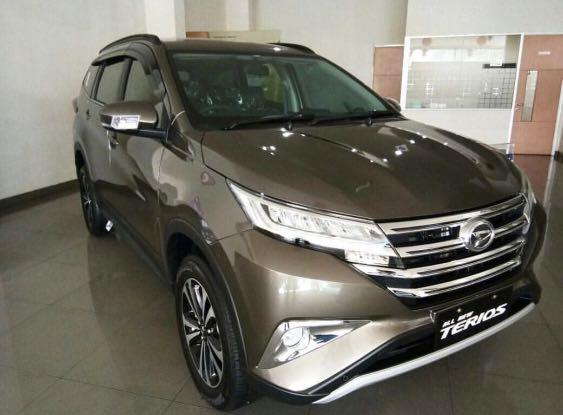 DP MURAH Daihatsu Terios mulai 13 jutaan. Daihatsu Jakarta