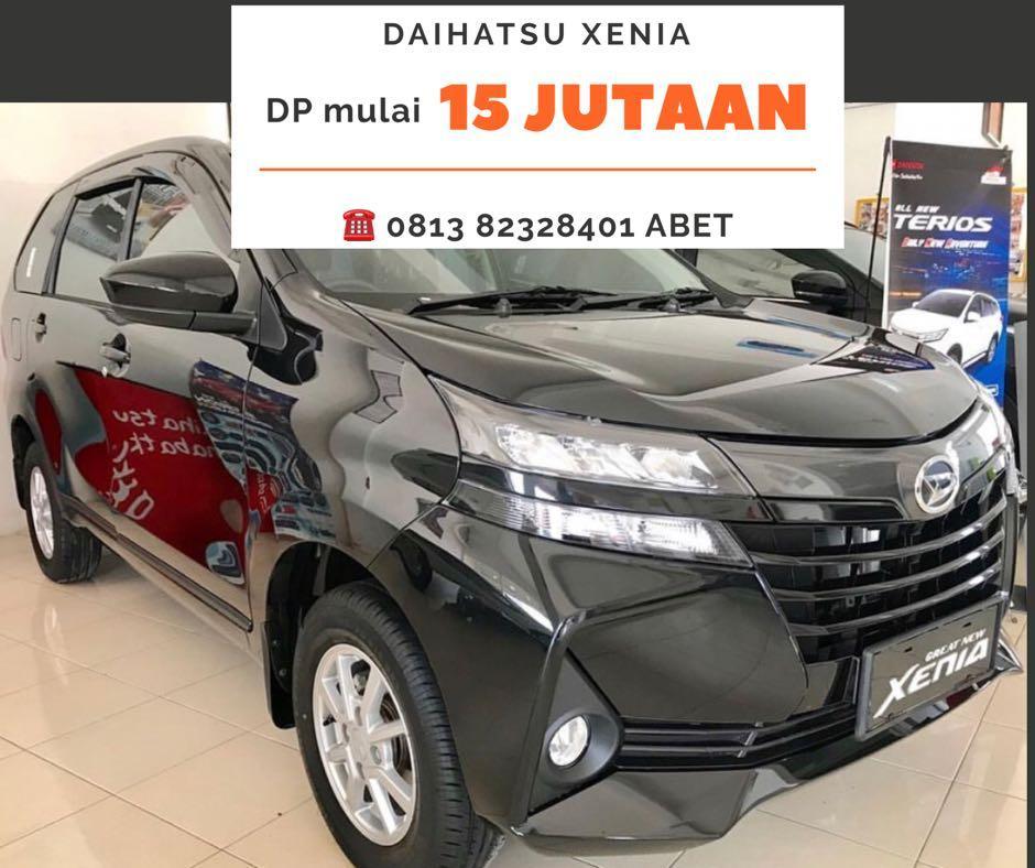 DP MURAH Daihatsu Xenia mulai 15 jutaan. Daihatsu Jakarta