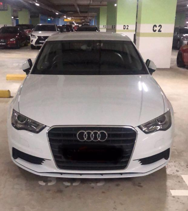 For Rent: Audi A3 1.4A