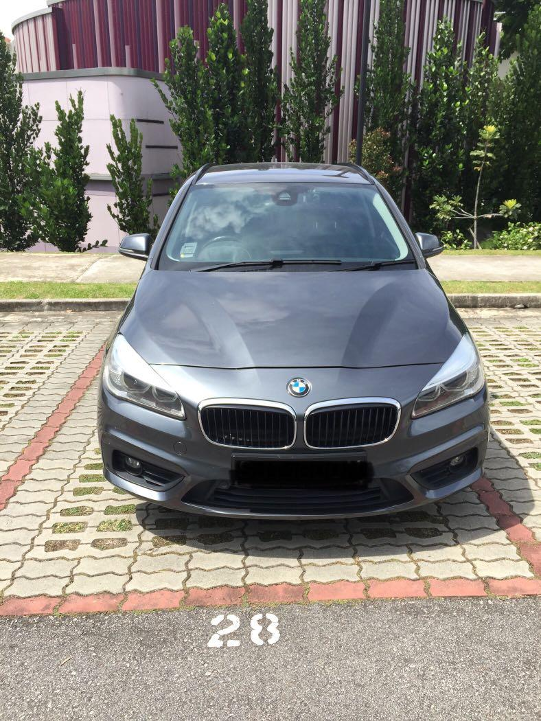 For Rent: BMW 216 Diesel Active Tourer
