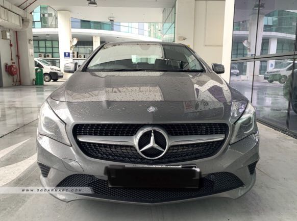 For Rent: Mercedes Benz CLA180
