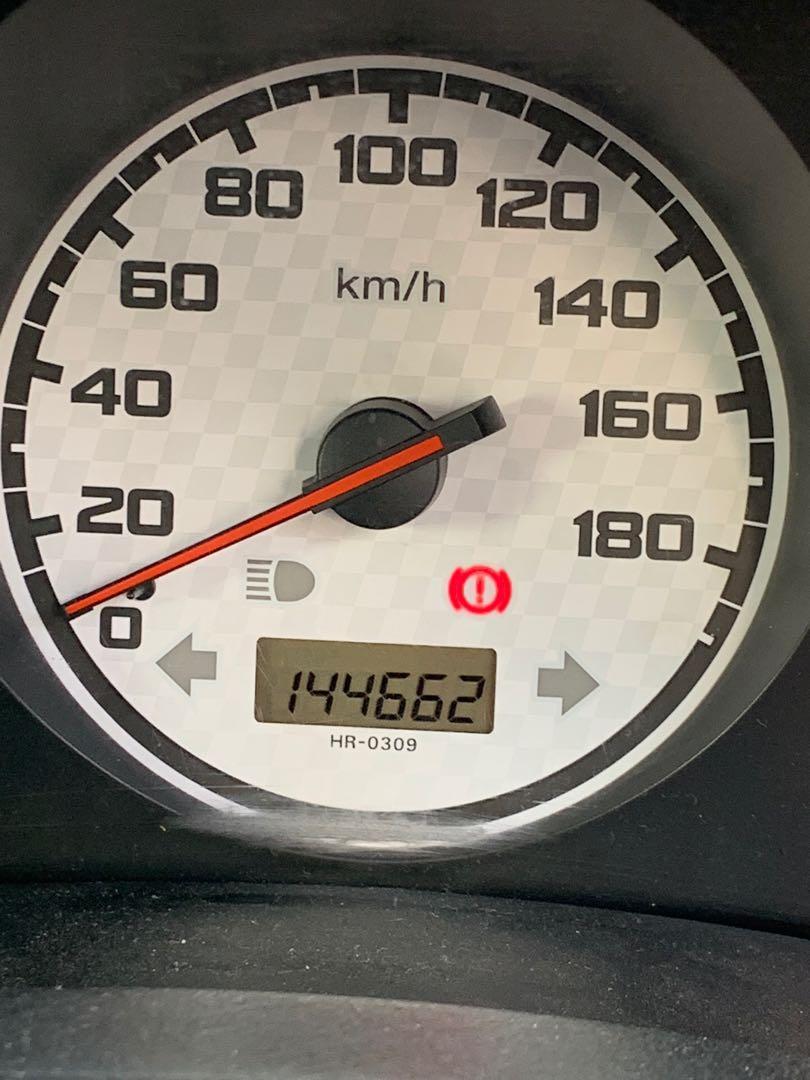 Honda Spike Gk1 Auto