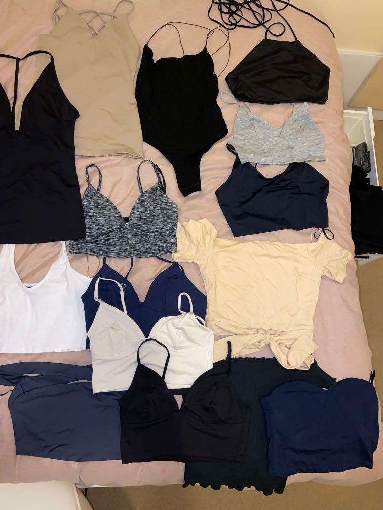 Kookai, Zachary, Glassons, Showpo, Supre and other brands tops - make an offer