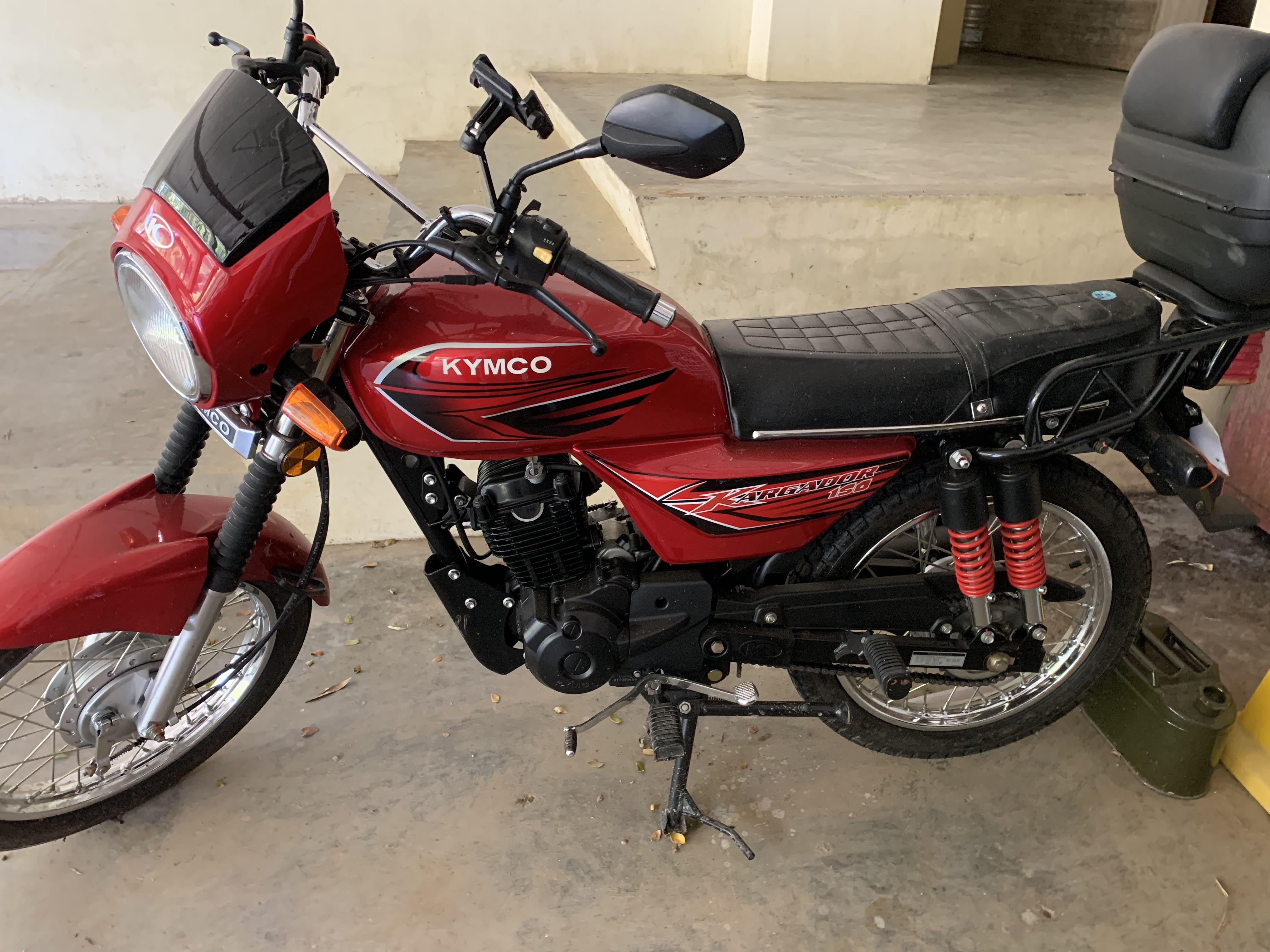 Kymco 150 Great Tricycle Motorcycle High Power Motor Motorbikes Motorbikes For Sale On Carousell