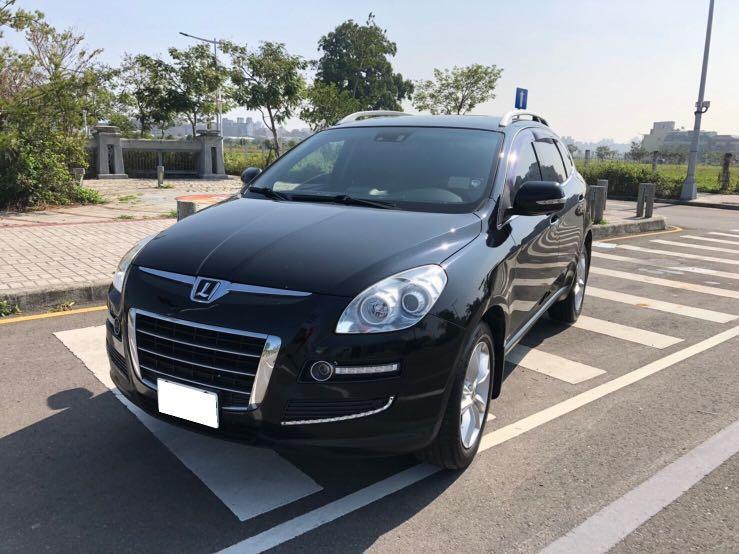 Luxgen SUV 2010年 里程13萬