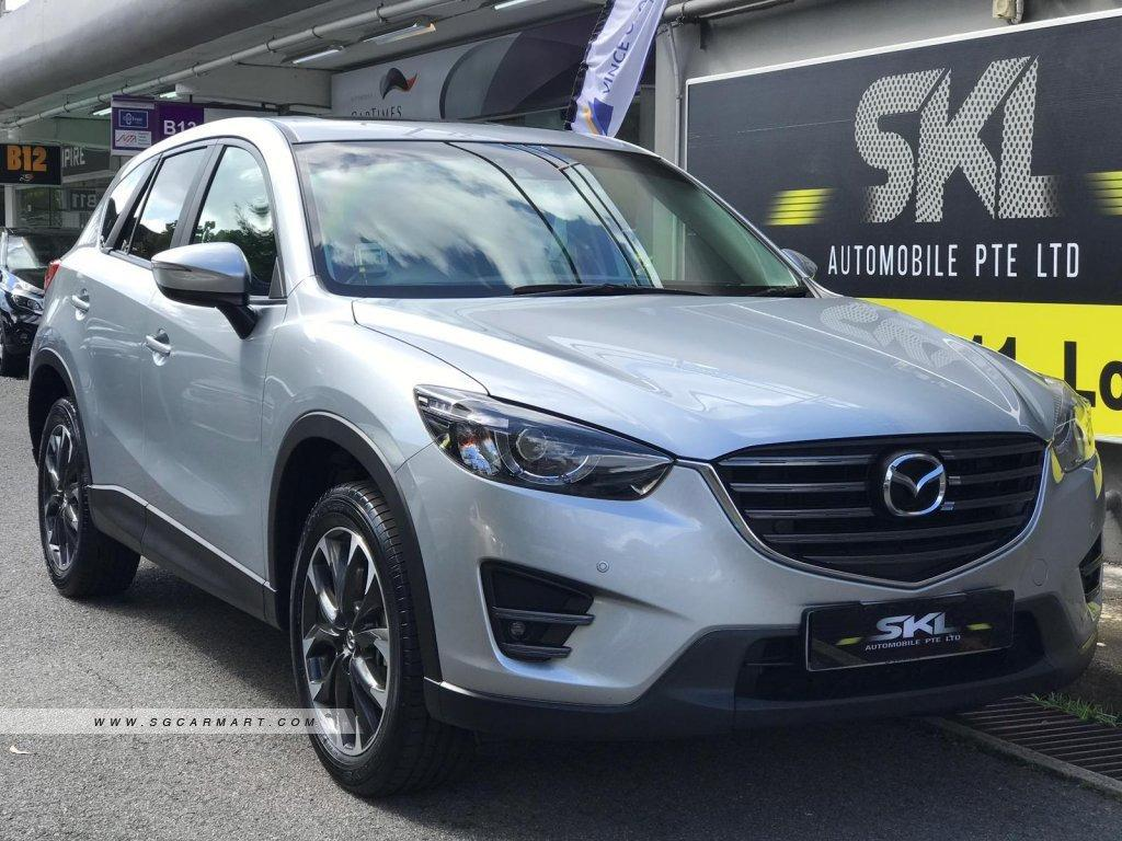 Mazda CX-5 2.5 2WD Luxury (A)