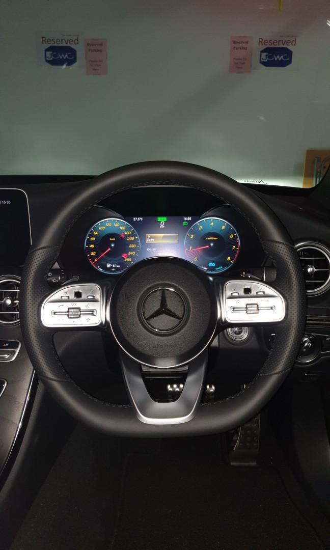 Mercedes-Benz C200 AMG Premium Plus